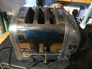 Dualit 31213 3 Slice Toaster - Stainless Steel