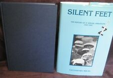 "Silent Feet - G. B Courtney.  HbDj  History of ""Z"" Special Operations, 1942-1945"
