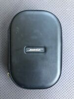 Genuine Bose Over-Ear QC25 QC35 Headphones Case - Black, QuietComfort 25