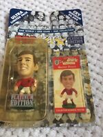 Corinthian Prostar Football Martin Peters Platinum Figure 1966 England New