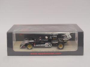 1/43 Spark S4002  Surtees TS14   # 23  Mike Hailwood  1973 Monaco GP