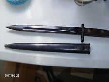 Bayonet 44 battle knife antique vintage