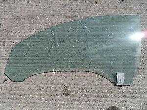 MERCEDES E250 2012 CONVERTIBLE N/S DOOR WINDOW (FRONT PASSENGER SIDE)