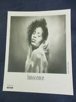 Vintage Glossy Music Promo Press Photo Innocence R&B Soul Rock Chrysalis Records