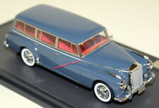 Matrix 1/43 Scale MX51302-022 Mercedes Benz 1956 Binz 300C Wagon Grey Resin car