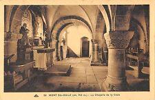 BF5294 la chapelle de la croix mont ste odile france    France
