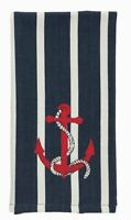 Anchor Dishtowel - Country Farmhouse Kitchen Dish Towels