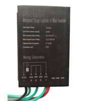 400W 12V/24V Wind Turbine Generator Power Battery Charge Controller Regulator