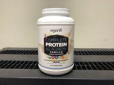 Organifi - Complete Protein - VANILLA - Free Priority Shipping!