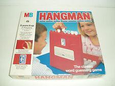 """Vintage """"Hangman"""" by MB games 1988"""
