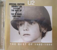 U2 - THE BEST OF 1980 - 1990 & B-SIDES -  2CD  - SPECIAL EDITION