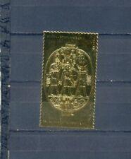 GB Scotland LOCAL ISUES STAFFA  GOLD   TREASURES OF TUTANKAMON  MNH