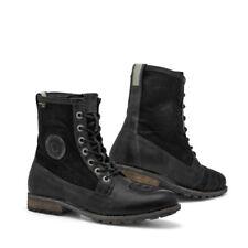 Stivali da guida fuoristrada nera 100% pelle