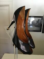 Vintage 1980's Charles Jourdan Stiletto Heels Pumps Never Worn Made In France