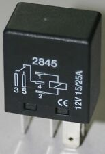 Fahrzeugelektrik: Micro Wechselrelais, 12 Volt, 15 (25) Ampere (#2)
