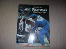 Epopée Des Jeux Olympiques De Sydney 2000 - Mathieu Meranville