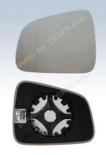 Specchio retrovisore OPEL Mokka 2013 piastra aggancio+vetro SX asferico TERMICO