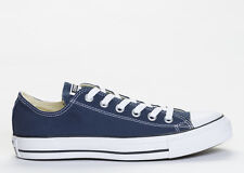 d81bbce0faf CONVERSE M9697C CHUCK TAYLOR ALL STAR NAVY CANVAS LOW TRAINERS   SNEAKERS  UNISEX