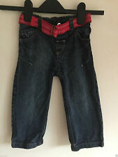 Denim Jeans TU Baby Boys' Trousers and Shorts 0-24 Months
