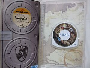 W/Tracking Number. PSP Valkyria Chronicles 3 III Unrecorded Chronicles Japanese