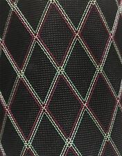 """Black VOX diamond speaker grill cloth fabric 30x60"""" DIY repair amp cabinet"""