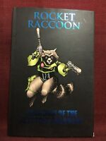 Rocket Raccoon Guardian of the Keystone Quadrant Hardcover Giffen Marvel HC