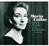 MARIA CALLAS - SINGS VERDI AT LA SCALA   VINYL LP NEW+