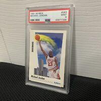 1991 Skybox Basketball Michael Jordan #583 SkyMaster PSA 9 MINT OFFERS!