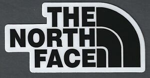 THE NORTH FACE MOUNTAIN HIKING OUTDOOR SKI SNOWBOARD STICKER DECAL