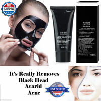 2 Bottles PILATEN blackhead remover,Deep Cleansing peel acne black mud face mask