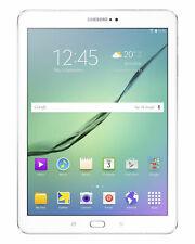 """Samsung Galaxy Tab S2, 32GB, Wi-Fi + 4G, 9.7"""" Tablet - White (SMT819)"""