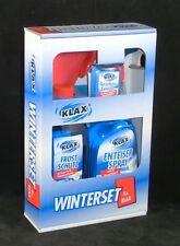 Auto Winterset 5tlg Scheibenfrostschutz Türschloßenteiser Eiskratzer Enteiser