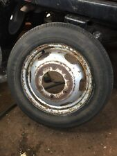 "FORD TRANSIT MK6 RWD TWIN DOUBLE AXLE SPARE WHEEL & TYRE, 16"" 185 75 16 C, 2000-"