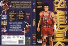Slam Dunk Box #04 (Eps 43-56) dvd 4 Yamato Video - nuovo sigillato