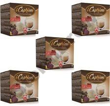 5 CONFEZIONI (50 Pod): Nespresso Compatibile Caffè alla vaniglia aromatizzato capsule di caffè