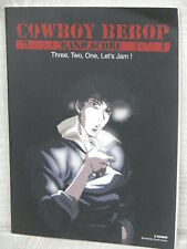 Cowboy Bebop Band Score Art Music Book Japan 1999 Mv38