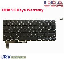 "OEM REPLACEMENT KEYBOARD - Apple MacBook Pro Unibody 15"" A1286 2009 2010 2011 12"