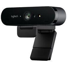 Webcam Logitech Brío - videoconferencia