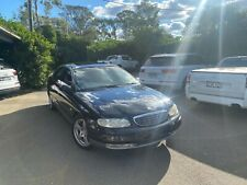 Holden Statesman 2001 3.8L Supercharged.