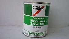 Spies HECKER disolvente uñas 1 litro de mezcla Matizador MB589