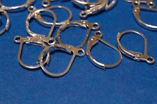 40pc Silver Lever Back Earring hooks 1-3 day Shipping