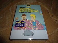 Beavis & Butt-Head: The Complete Collection (2017) [12 Disc DVD] W.SLIP CASE BOX