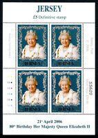 Jersey Kleinbogen MiNr. 1232 postfrisch MNH Queen Elizabeth II. (C968