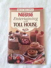 Best Recipes Nestle Entertaining with Toll House cookbook recipes vintage