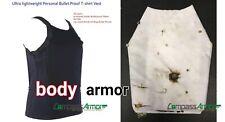 Bulletproof Vest Lightweight T Shirt Concealable Shank Resistant Proof