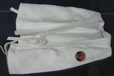 American Girl Doll White Karate Top