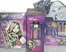 New Bratz Toy Lot Make Up Toys Passion 4 Fashion Basket Supplies Gift Set