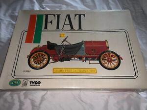 Rare POCHER VINTAGE MODEL FIAT GRAND PRIX DE FRANCE 1907 NEW IN BOX UNOPENED 1/8