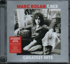 MARC BOLAN & T.REX - Greatest Hits - 2xCD Album *Best Of**Collection**Singles*
