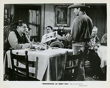CHARLES BRONSON SHOWDOWN AT BOOT HILL  1958 VINTAGE PHOTO ORIGINAL #2